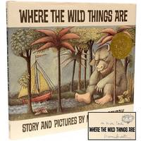 image of Where The Wild Things Are. (SIGNED WITH A DRAWING)