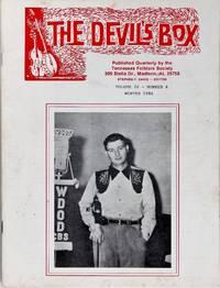 image of The Devil's Box (Volume 20, No 4, Spring 1986)