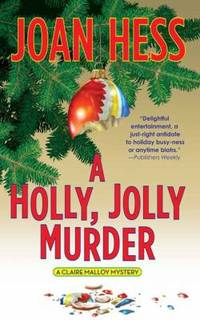 A Holly Jolly Murder Claire Malloy Mysteries  No. 12