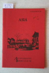 Catalogue 7/n.d.: Asia.