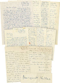 Archive of 6 autograph letters signed to book illustrator and friend Don Freeman, 1956-1957, and academic Frank Stirling