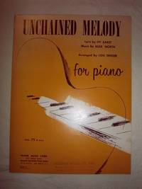 Unchained Melody for Piano - Arranged by Lou Singer