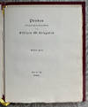 View Image 2 of 9 for Proben einiger Hausschriften der Offizin W Drugulin. Erstes Heft Inventory #CH814-388a
