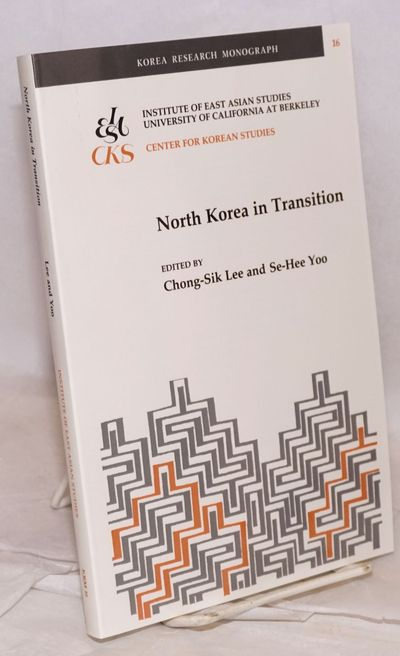 Berkeley: Institute of East Asian Studies, University of California, 1991. xx, 153p., very good in w...