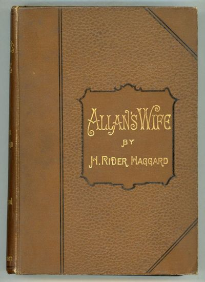 London: Spencer Blackett, 1889. Octavo, pp. 8 10 14-331 + 32-page publisher's catalogue dated