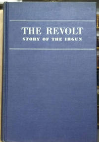 image of The Revolt:  Story of the Irgun