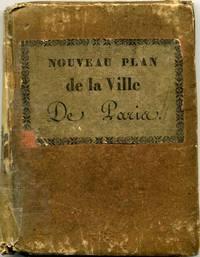 Plan Routier de la Ville de Paris, Divise en douze Arrondissemens