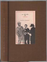 Le procès de dallas (édition originale) by Pottecher Frédéric - 1965 - from philippe arnaiz (SKU: 165488)