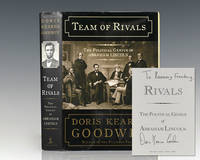 image of Team of Rivals: The Political Genius of Abraham Lincoln.