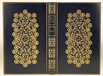 London: Hurst, Chance, & Co, 1830. A New Edition. A New Edition. Exquisitely bound by Alfred de Saut...