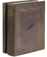 Social Worship for Use In Families Schools & Churches [...] Issued on Behalf of the West London Ethical Society as a Memorial of its Twenty-First Anniversary