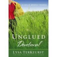 Unglued Devotional: 60 Days of Imperfect Progress by  Lysa TerKeurst - Paperback - 2012-12-18 - from Beans Books, Inc. and Biblio.com