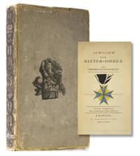 Almanach der Ritter=Orden. Erste Abtheilung die deutschen Ritter=Orden by  Friedrich Gottschalck - Hardcover - 1817 - from James Cummins Bookseller and Biblio.com