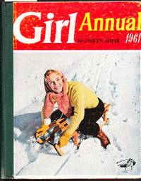 image of Girl Annual 1961- Number Nine