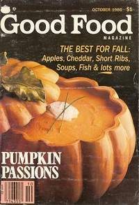 Good Food Magazine: October 1986