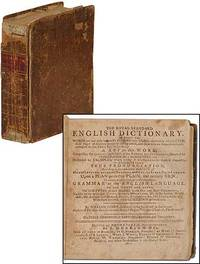The Royal Standard English Dictionary by William PERRY - Hardcover - 1801 -  from Between the Covers- Rare Books, Inc  ABAA and Biblio com