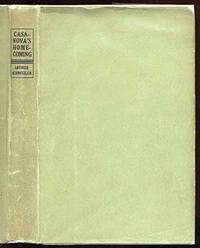 New York: Scribners, 1921. Hardcover. Near Fine/Near Fine. First edition. Small piece missing from t...