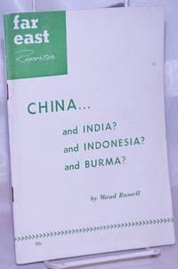 image of China...and India? and Indonesia? and Burma