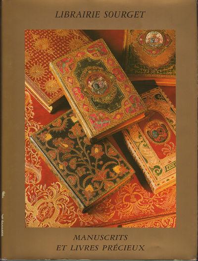 Chartres: Librairie Patrick et Élisabeth Sourget, 1996. First edition. Cloth. A near fine copy in a...