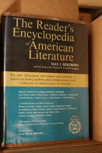 The Reader's Encyclopedia of American Literature