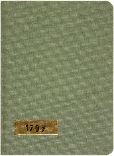 Amsterdam: Menno van de Koppel, 2000. Fine in gilt-stamped green boards.. Second edition. Number 227...