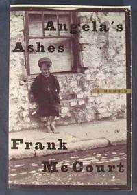 1996. McCOURT, Frank. ANGELA'S ASHES. A memoir. New York: Scribner, (1996). Advance reader's copy; u...
