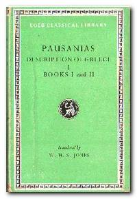 Description of Greece, Volume I Books 1-2