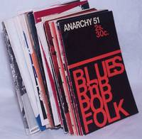 image of Anarchy: a journal of anarchist ideas. [23 issues from the first series]