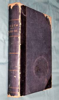 Truth (British periodical); Xmas Numbers for 1882, 1883 & 1885 Bound in; The Winter Number of Vanity Fair 1885 Also Bound in.