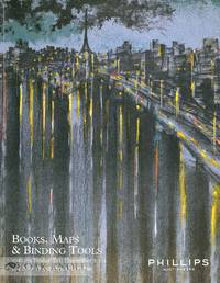 BOOKS, MAPS & BINDING TOOLS