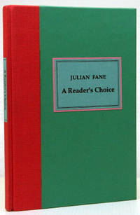 A Reader's Choice. Selections from books by... chosen and introduced by Diana Crook
