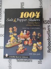 1004 Salt   Pepper Shakers (Schiffer Book for Collectors)