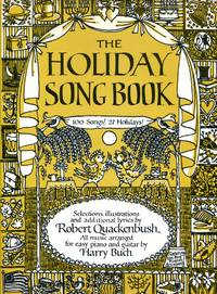 The Holiday Song Book: 100 Songs! 27 Holidays!