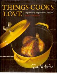 image of Things Cooks Love: Implements, Ingredients, Recipes