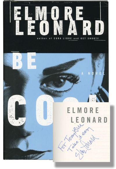 New York: Delacorte Press, 1999. First Edition. First Edition. INSCRIBED by the late Elmore Leonard ...