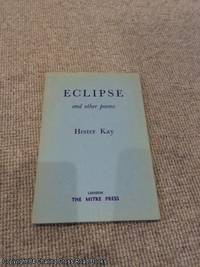 Eclipse and Other Poems (1st edition hardback)