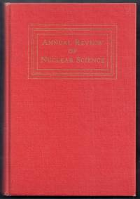 Annual Review of Nuclear Science.  Volume 2, 1953