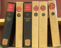image of Bibliography of American Literature (First Six Volumes)