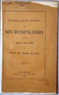 image of Sammlung Leiner Schriften Zur Neurosenlehre Aus Den Jahren 1893-1906
