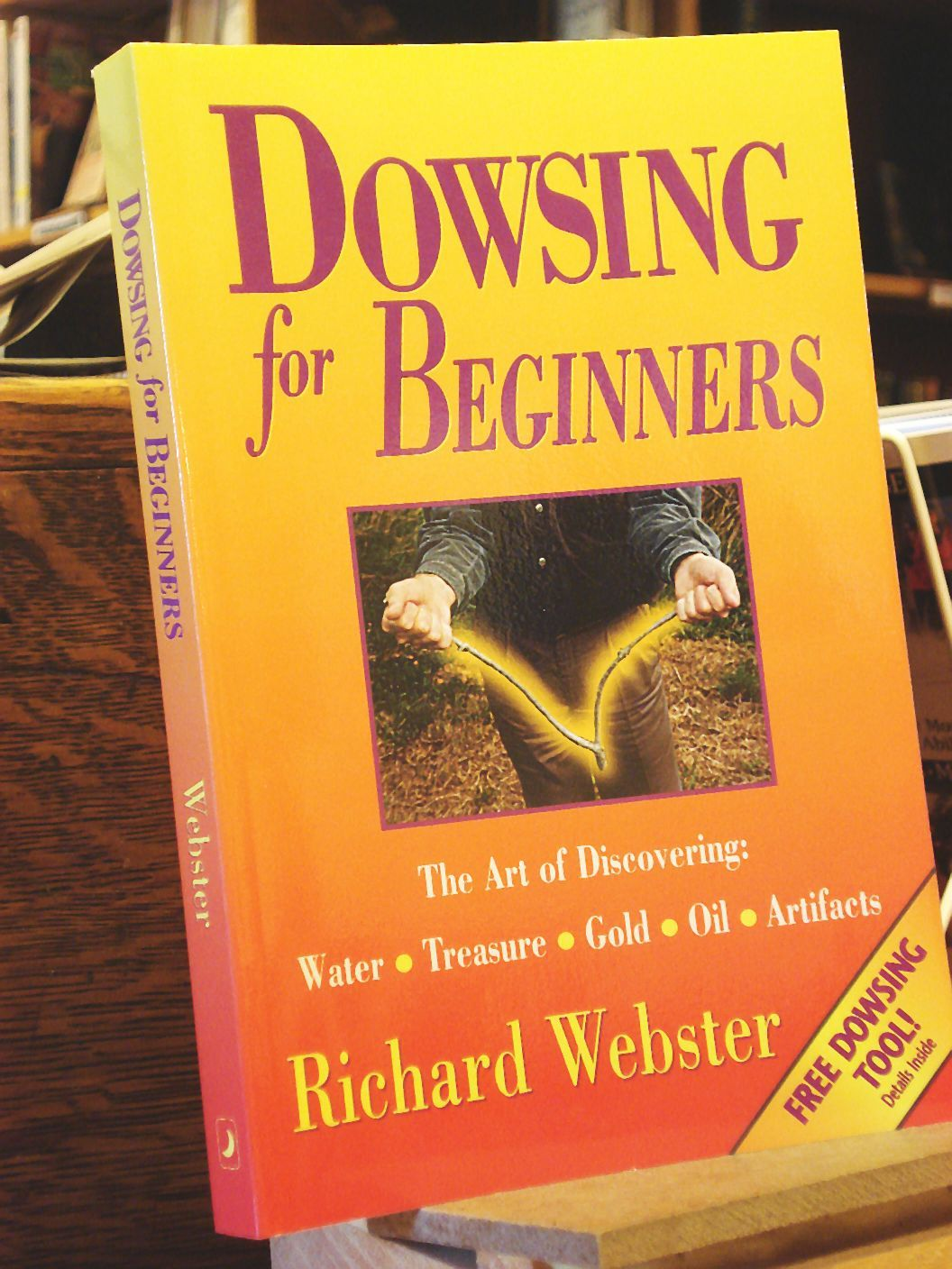 9781567188028 - Dowsing for Beginners How to Find Water