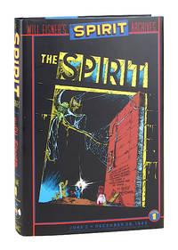 Will Eisner's The Spirit Archives Volume 1: June 2 to December 29, 1940