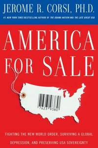 image of America for Sale : Fighting the New World Order, Surviving a Global Depression, and Preserving USA Sovereignty