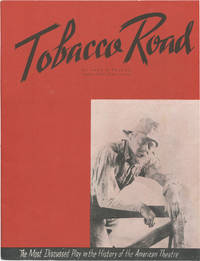 image of Tobacco Road (Original 1940 program for the 1933 play)