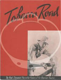 Tobacco Road (Original 1940 program for the 1933 play)
