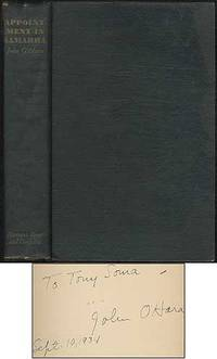 an evaluation of the novel appointment in samarra by john ohara Ebooks-library publishes john o'hara (john henry o'hara) and other  he  published his first novel, appointment in samarra, in 1931 and received rave.