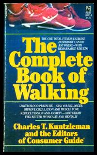 image of THE COMPLETE BOOK OF WALKING - The One Total Fitness Exercise