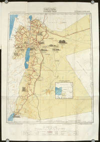 A Tourist Map. Jordan. The Holy Land. Guide Map of Jerusalem. Tourist Map of Jordan. Map titles: The Hashemite Kingdom of Jordan (Tourist Map) / Jordan. Jerusalem: Old City and Environs. / Amman.