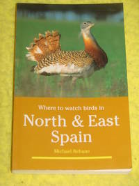 Where to Watch Birds in North & East Spain