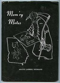Buford, GA: Moreno Press, 1980. Hardcover. Fine/Very Good. First edition. Foreword by S.L. Akers. Fi...
