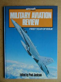 Aircraft Illustrated. Military Aviation Review. First Year of Issue.